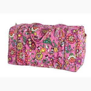 Vera Bradley Disney Just Mousing Around Duffel Bag